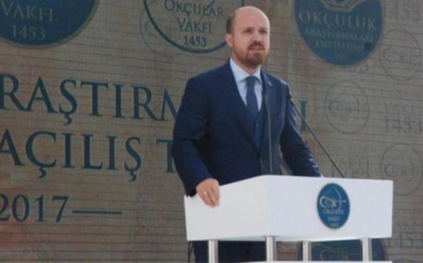 """Bild von Bilal Erdoğan: """"Flüt ve jimnastik Türkiye'yi tutsak etmek için kullanılıyor"""""""