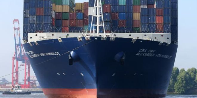 Almanya'dan bir ihracat rekoru daha