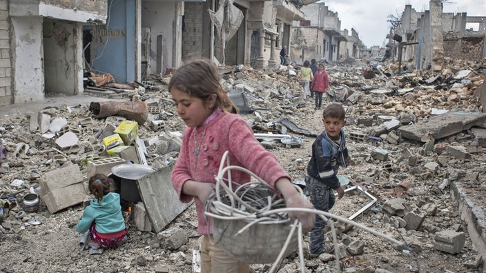 Bild von 'Savaşa Hayır' çağrılarının anlamsızlığı