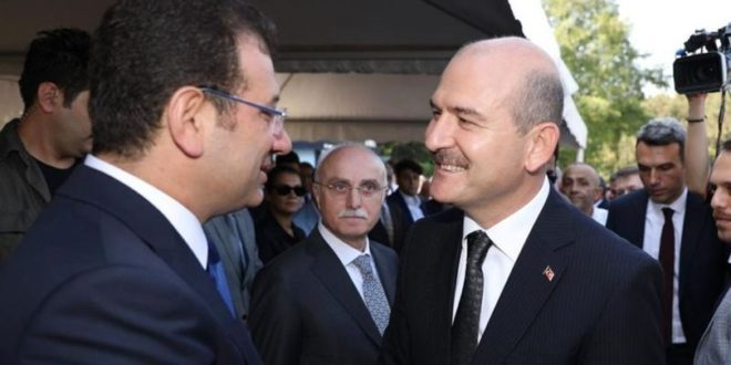 """Soylu, İmamoğlu'na """"AHMAK"""" dedi, İstanbullular çıldırdı!"""