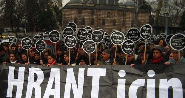 Hrant Dink katledilişinin 13. yıldönümünde Hamburg'da düzenlenecek bir etkinlikle anılacak.