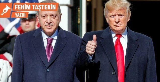 Amerikalılar Erdoğan'ı neden tutuyor?
