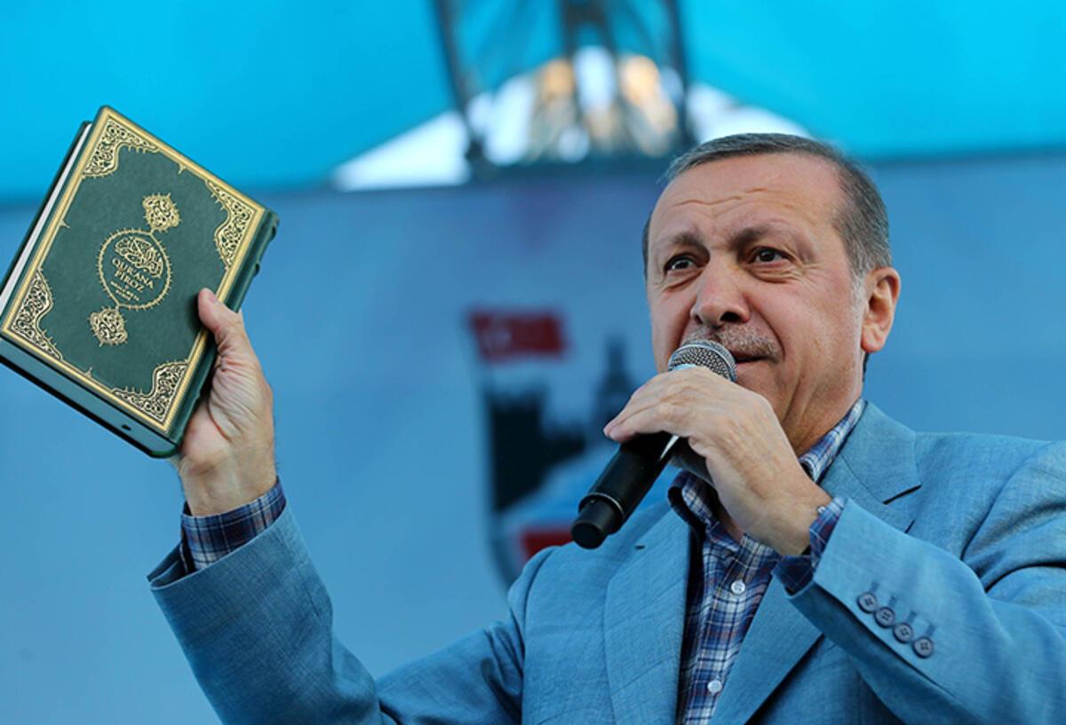 Bild von Babacan, Davutoğlu, Karamollaoğlu ve laiklik