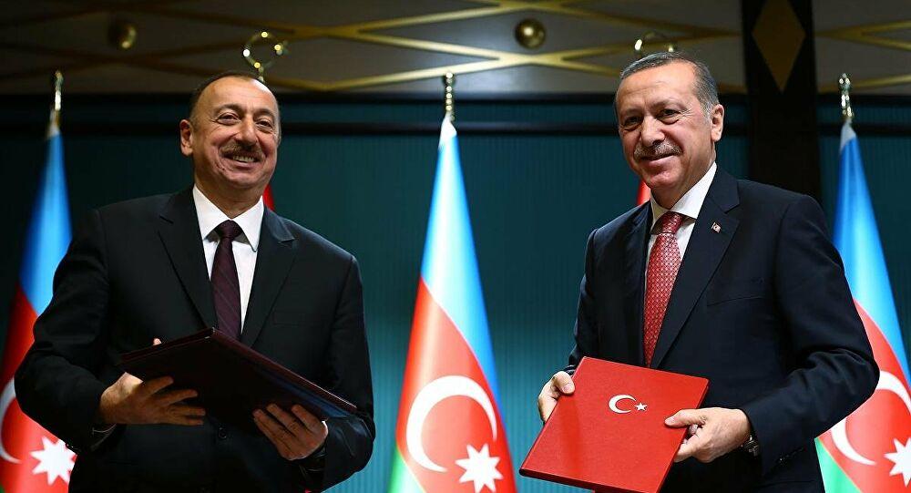 Bild von Kafkasya'da jeopolitik rekabette Ermenistan-Azerbaycan