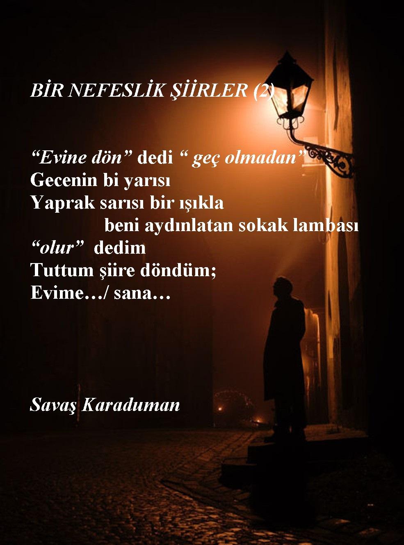Bild von BİR NEFESLİK ŞİİRLER (2)